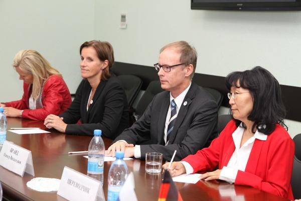 встреча с делегацией Нижней Саксонии(2018)|Фото: Правительство Пермского края
