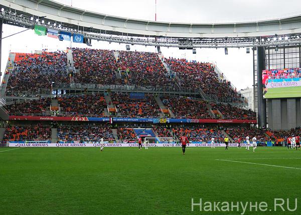 Уругвай - Египет, ЧМ-2018, Екатеринбург арена(2018)|Фото: Накануне.RU