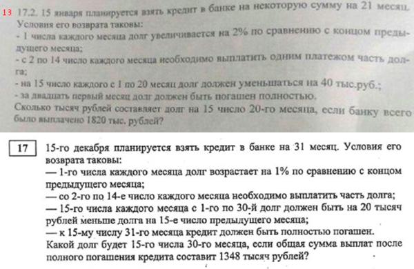 ЕГЭ по профильной математике(2018)|Фото: kotolis.ru