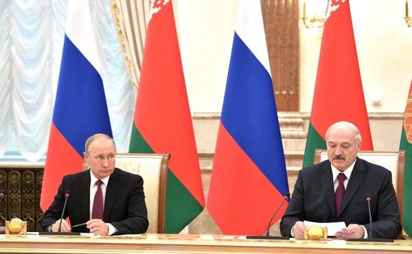 заседание Высшего госсовета Союзного государства России и Белоруссии(2018)|Фото: kremlin.ru