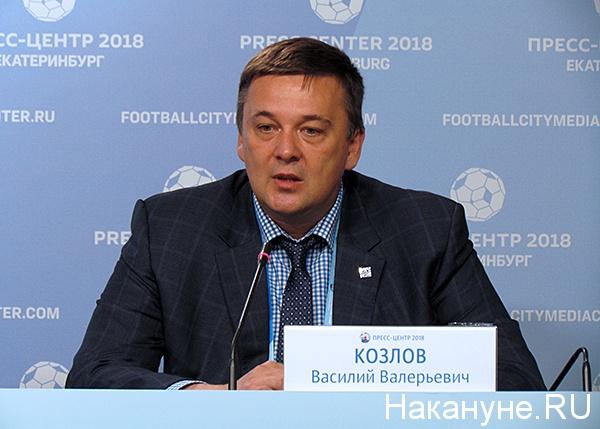 министр международных и внешнеэкономических связей свердловской области(2018)|Фото: Накануне.ru