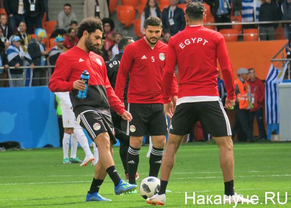 сборная Египта по футболу, Мохамед Салах(2018) Фото: Накануне.RU