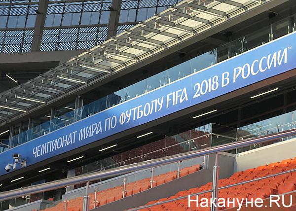 Чемпионат мира по футболу в России, ЧМ-2018, FIFA World Cup Russia(2018) Фото: Накануне.RU
