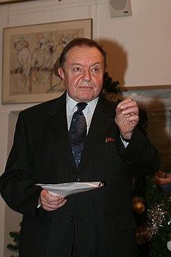математик Владимир Успенский(2018) Фото: otipl.philol.msu.ru