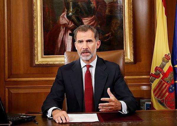 король Испании Филипп VI(2018) Фото: REUTERS
