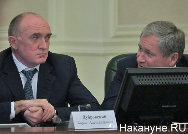 Борис Дубровский, Алексей Кокорин(2018)|Фото: Накануне.RU