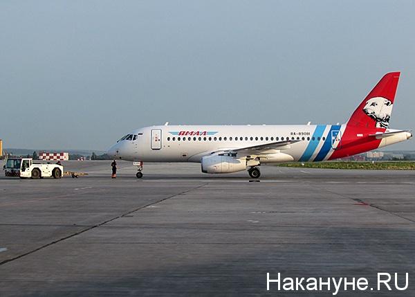 авиакомпания ямал сухой суперджет-100(2018)|Фото: Накануне.ru