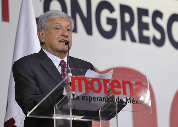 президент Мексики Обрадор(2018)|Фото: elsiglodetorreon.com.mx
