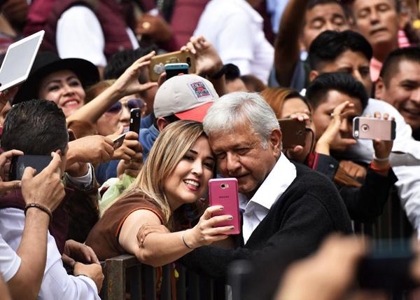 президент Мексики Обрадор(2018)|Фото: forbesimg.com