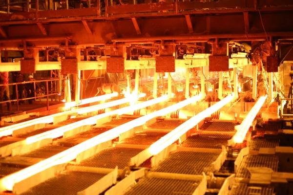прокат, Юзовский металлургический завод, Донецк, ДНР(2018) Фото: Юзовский метзавод
