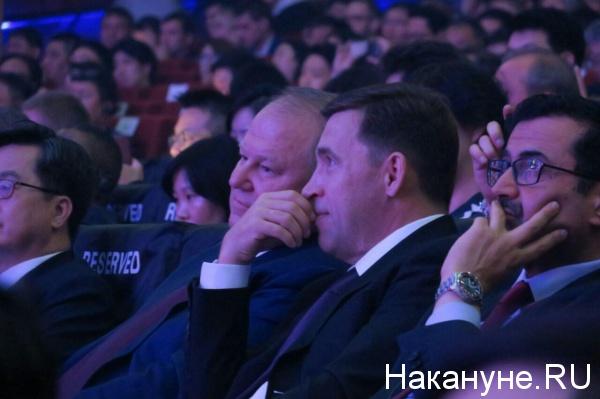 Николай Цуканов, Евгений Куйвашев(2018)|Фото: Накануне.RU