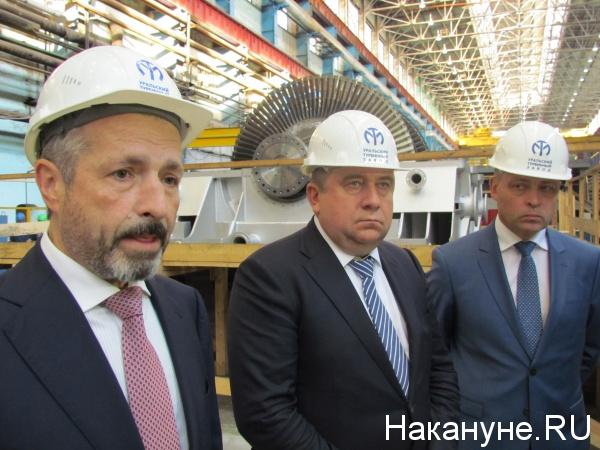 Уральский турбинный завод, УТЗ(2018)|Фото: Накануне.RU