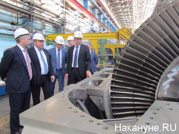 уральский турбинный завод, утз, паровая турбина(2018)|Фото: Накануне.RU