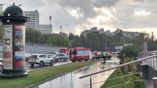 эвакуация из ТЦ Рио в Москве(2018)|Фото: vk.com/gazetauzao