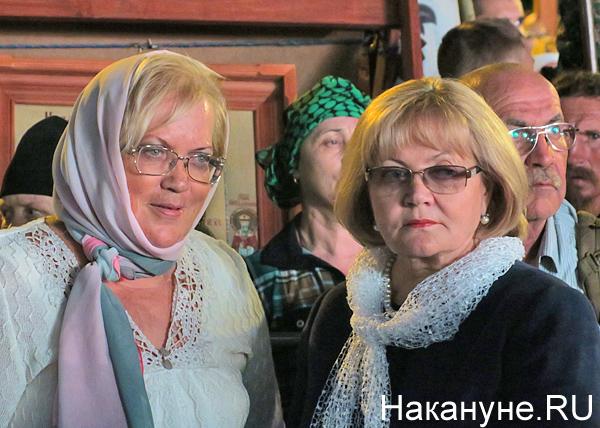 Татьяна Мерзлякова, Людмила Бабушкина(2018)|Фото: Накануне.RU