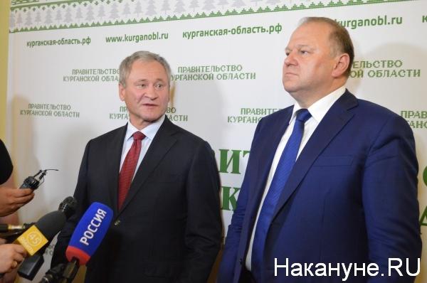 Николай Цуканов, Алексей Кокорин(2018)|Фото:Накануне.RU