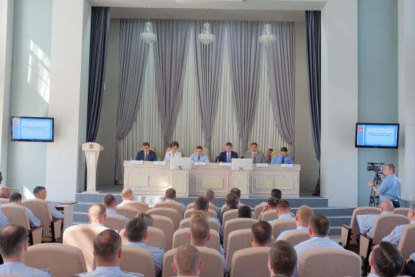коллегия МВД, Пермский край(2018) Фото: Правительство Пермского края