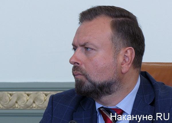 евдокимов вадим михайлович заместитель губернатора челябинской области(2018) Фото: Накануне.ru