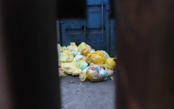 ангар, Рябково, больница, отходы(2018)|Фото:ОНФ Курганской области