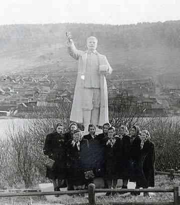 памятник Сталину, Куса, 1956 год,(2018)|Фото: admkusa.ru