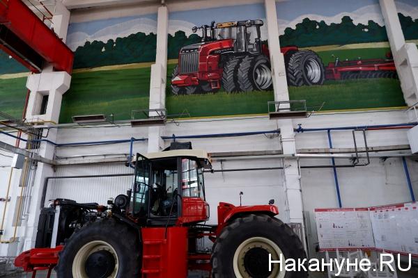 Ростсельмаш, трактор(2018)|Фото: Накануне.RU