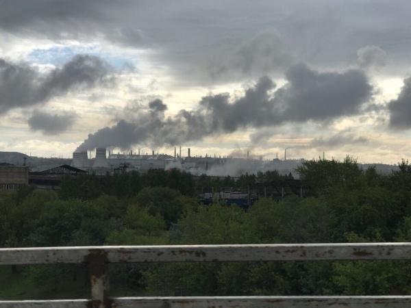 выбросы, Челябинск,(2018)|Фото: Экочел
