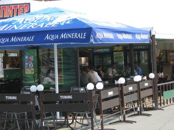 летнее кафе(2007)|Фото:  Накануне.RU