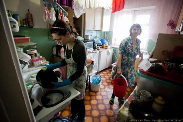 коммуналка, общежитие(2018)|Фото: hntr.ru