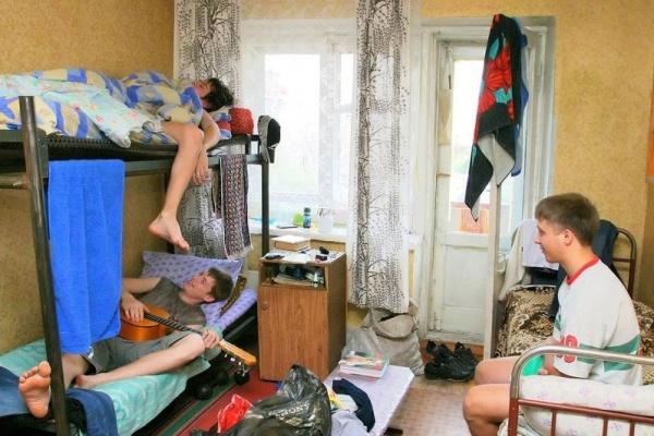 студенты, общежитие(2018)|Фото: drunkcow.net