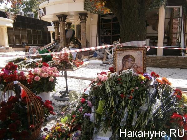 ДНР, Донецк, место гибели Александра Захарченко(2018)|Фото: