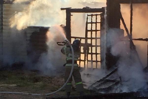 Пожар в монастыре(2018) Фото: Соликамская епархия РПЦ