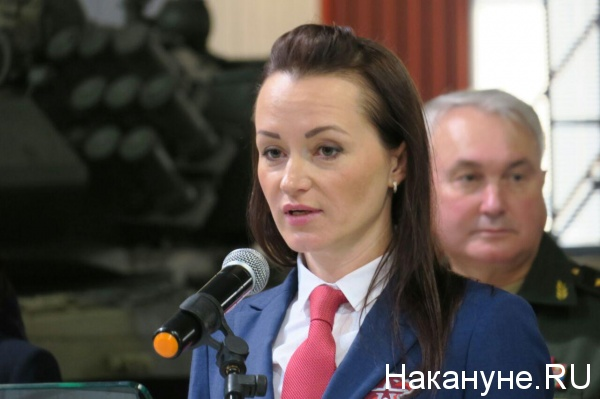 Елена Слесаренко(2018) Фото: Накануне.RU
