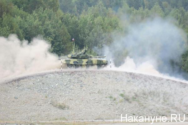 Т-90С(2018)|Фото: Накануне.RU