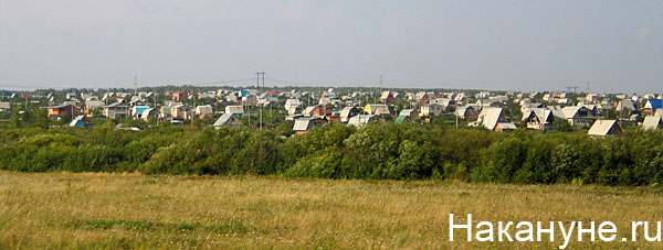 сад дача участок(2007) Фото: Накануне.ru
