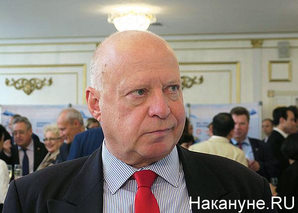 Штефан Кайль, Генеральный консул Германии в Екатеинбурге(2018) Фото: Накануне.RU