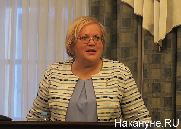 Татьяна Мерзлякова(2018) Фото: Накануне.RU