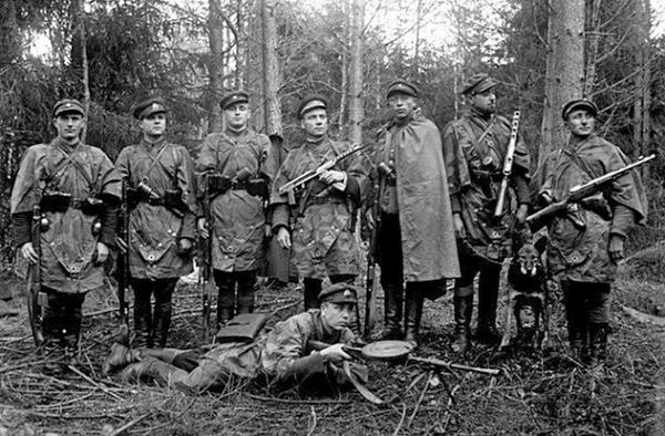 лесные братья, Литва(2018)|Фото: topwar.ru