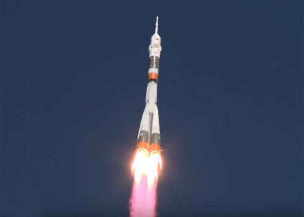 Союз МС-10(2018) Фото: youtube.com