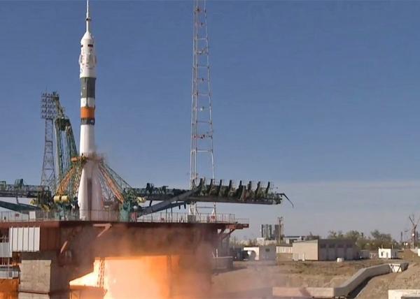 Союз МС-10, запуск, авария(2018) Фото: roscosmos.ru