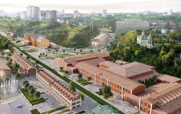 Реновация завода имени Шпагина(2018)|Фото: permkrai.ru