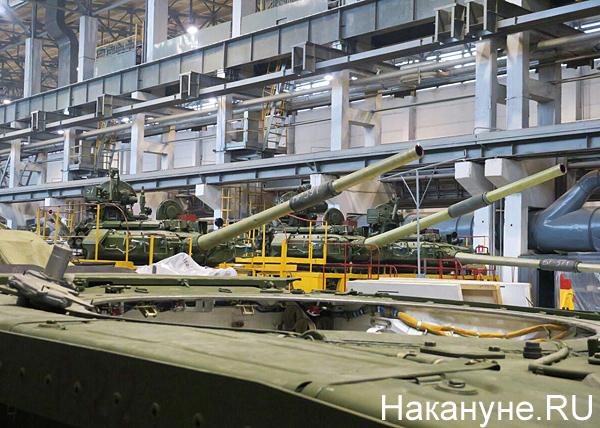 УВЗ, цех, танк(2018) Фото: Накануне.RU