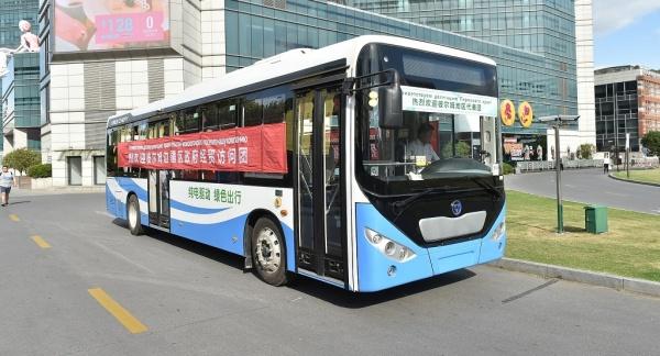 Китайские электробусы(2018)|Фото: permkrai.ru