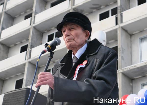 Александр Тизяков(2018) Фото: Накануне.RU