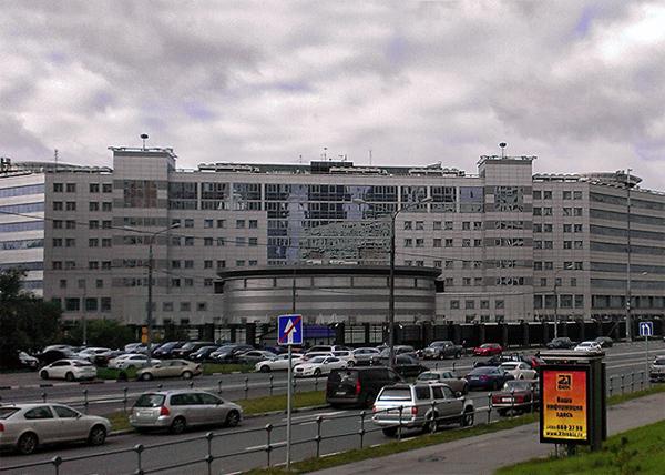 штаб-квартира ГРУ на Гризодубовой(2018)|Фото: wikipedia.org, Андрей Русов