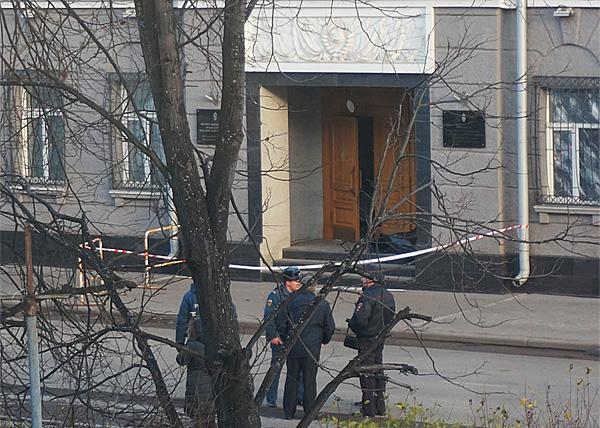 взрыв в здании ФСБ в Архангельске(2018)|Фото: vk.com, Василина Мамонова