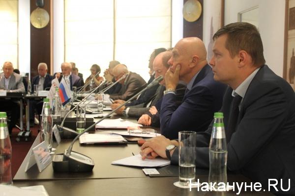 Совет ТПП, выездное заседание в Выксе(2018)|Фото: nakanune.ru