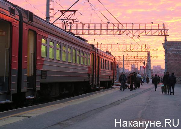 электричка, Пермь(2018)|Фото: Накануне.RU