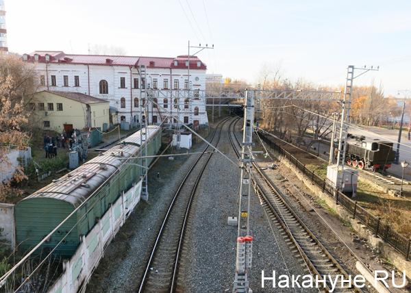 железнодорожный вокзал Пермь I(2018)|Фото: Накануне.RU