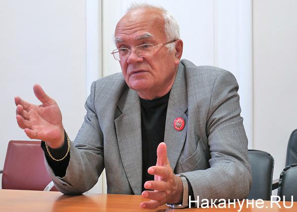 Геннадий Сторожев(2018)|Фото: Накануне.RU