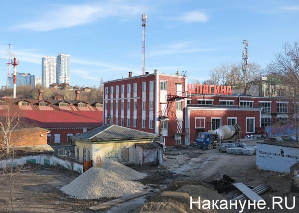 мотовозоремонтный завод Шпагина, Пермь(2018)|Фото: Накануне.RU